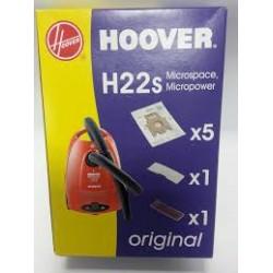 H22S Confezione da 5 sacchi...