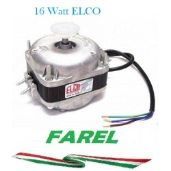 Moto Ventilatore Elco 16Watt