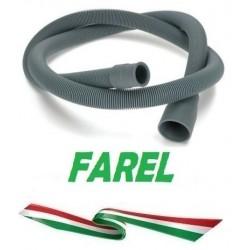 TUBO SCARICO FLEX PVC d.30mm