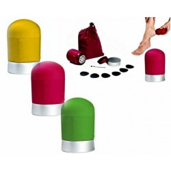 SMOOTHER PEDICURE SYSTEM