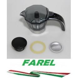 Kit caraffa + filtro orzo,...