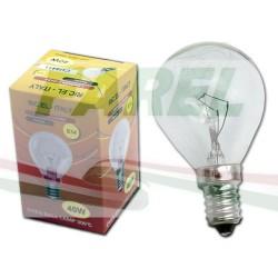 LAMPADA FORNO W 40 E14