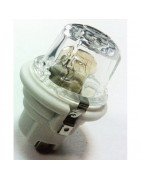 Porta lampada - Lampade forno